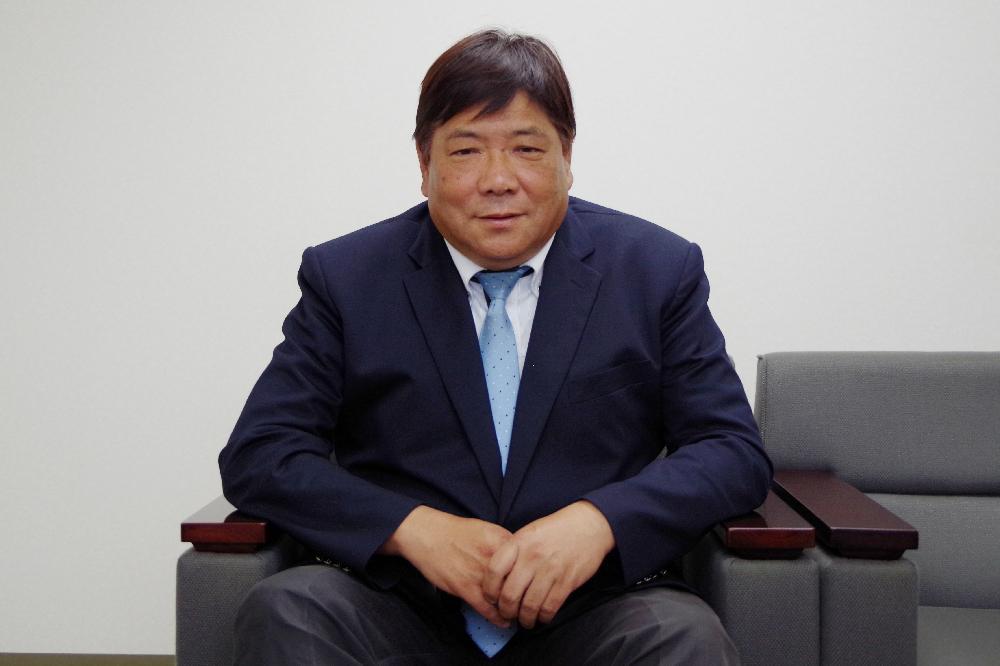 横浜丸中ホールディングス株式会社 管理部 担当部長 野村 洋一様